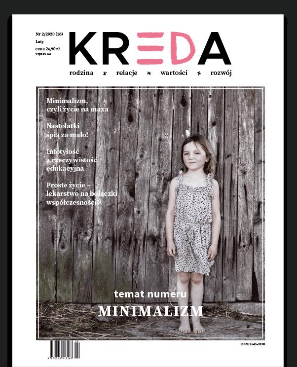 kreda-16-minimalizm-okładka