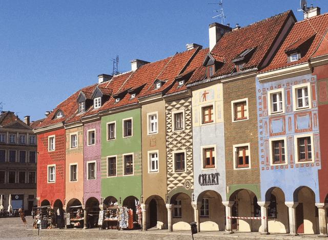 Bajkowe wakacje w Polsce
