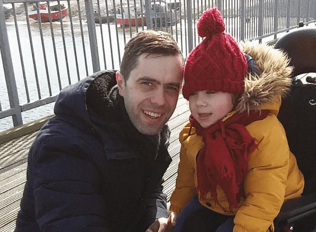 PRZYWILEJ DANY NIELICZNYM – być tatą dziecka zniepełnosprawnością