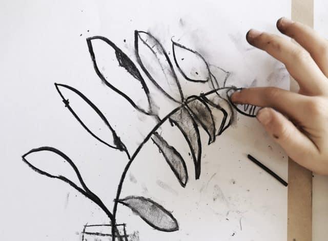 WMARCU JAK WGARNCU, czyli rysunek jako zapis pojmowania przestrzeni