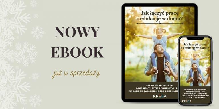 Jak łączyć pracę i edukację w domu ebook