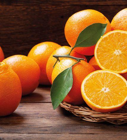 Pomarańcze imandarynki