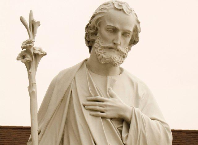 Święty Józef oddobrej śmierci, handmade'u ikojarzenia małżeństw