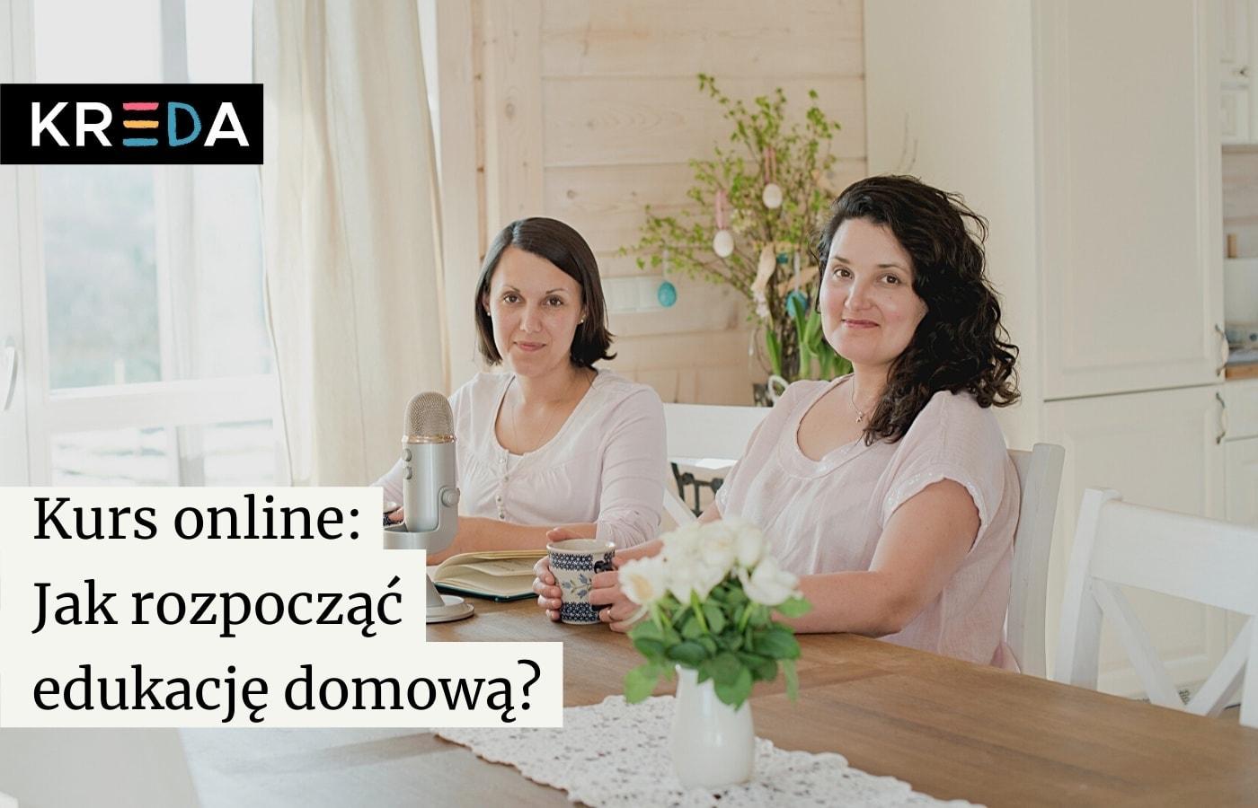 """Kurs online: """"Jak rozpocząć edukację domową"""""""
