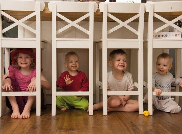Jak możemy wspierać  nasze dzieci wbyciu  rodzeństwem?