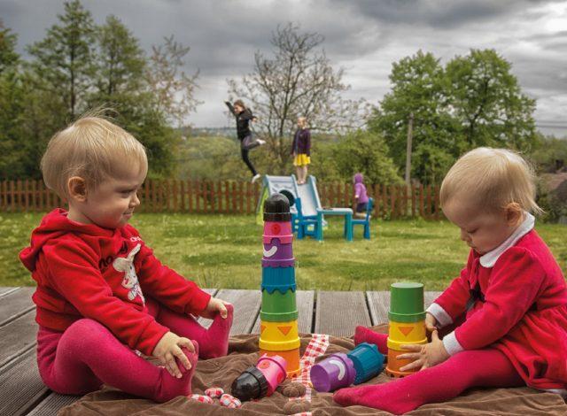 Bliźnięta – porozumienie bez słów ipotrzeba  odróżnienia