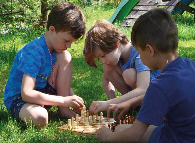 Czy szachy mogą zmienić czyjeś życie?